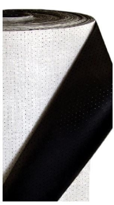 Picture of bBLACK LATEX FOAM WITH ACTIVE CARBON