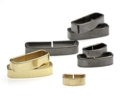 Picture of METAL RECTANGULAR RINGS 1237