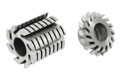 Picture of CHROME-PLATED MILLING CUTTER