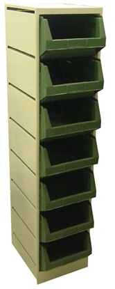 Picture of METAL FORNITURE WITH DRAWERS
