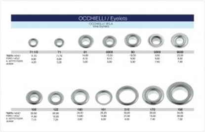 Picture of GROMMET EYELETS