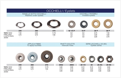 Picture of EYELETS